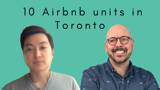 airbnb podcast interview with Matt