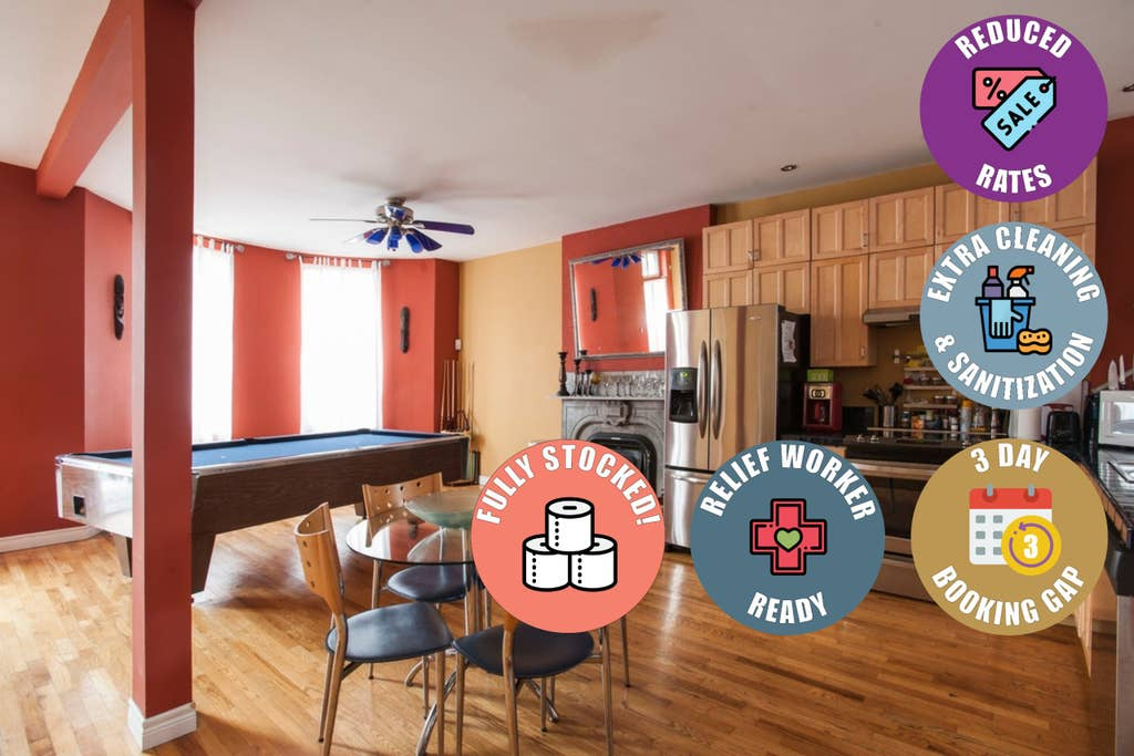 airbnb podcast interview toronto house