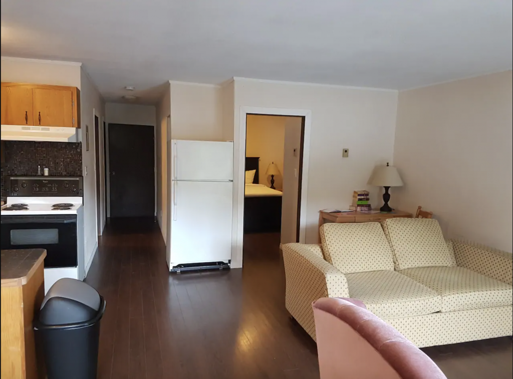 airbnb unit in kimberley - Canada