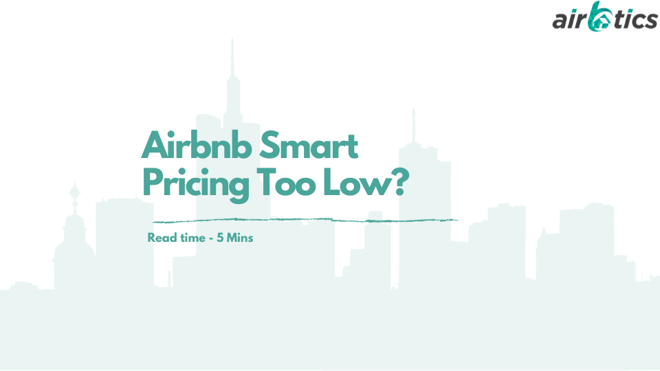 Airbnb smart pricing