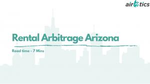 Rental Arbitrage Arizona
