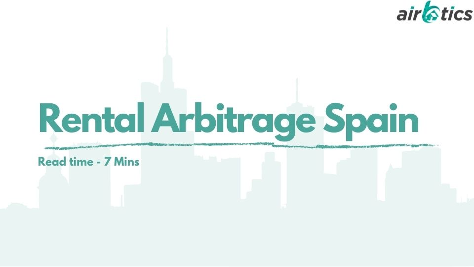 rental arbitrage spain